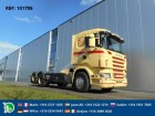 camion Scania R500 6X2 CHASSIS FULL STEEL MANUAL