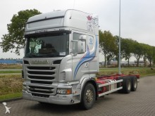 camion Scania R620 6X4HNB MANUAL