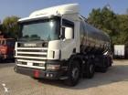 camión cisterna alimentario Scania usado