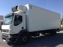camión frigorífico mono temperatura DAF usado