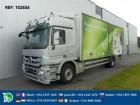 camión Mercedes ACTROS 1832 4X2 BOX EURO 5