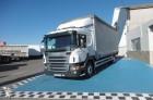 camión Scania P270 Tautliner