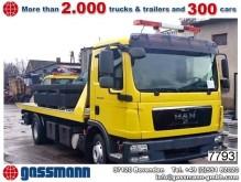 camión de asistencia en ctra MAN
