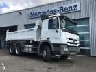 camion ribaltabile bilaterale Mercedes usato