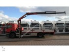 camion Scania P 230 OEN BOX TRUCK WITH ALFINGER K 16502 CRA