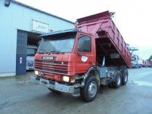 camion Scania 113 - 360 (BIG AXLE / STEEL SUSPENSION)