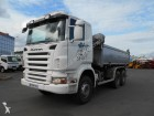 camion ribaltabile bilaterale Scania usato