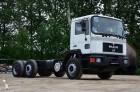 camión chasis MAN usado