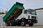camion MAN 26.372 6x4 model 1992 - TIPPER