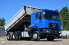 camion MAN 27.464 6x4 model 1998 - TIPPER