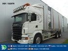 camion grumier Scania occasion