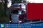 camión Scania R500 - 6X2 CHASSIS EURO 3