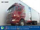 camion Scania R730 6X4 CHASSIS FULL STEEL EURO 5