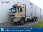 camion trasporto tronchi Mercedes usato