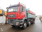camion halfpipe tipper MAN usato