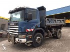 camion benne Scania occasion