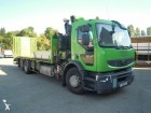 camion porte engins Renault occasion