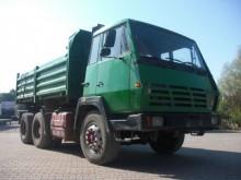 camion Steyr 1491 / Manual ZF / 6 x 4 / 6 Zylinder / BLATT