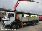 camion Mercedes 1820 SK Fassi steel susp