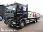 camión DAF XF 95 380 6X2 manual euro 2