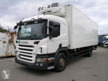 camión Scania R380 Kühlkoffer Thermo King LBW Manual Retarder