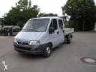 camion Fiat Ducato 244D 2,8 JTD DoKa 7 Sitzer Pritsche