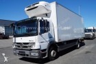 camión Mercedes 1222 L 4x2 mit Ladebordwand / ThermoKing T800