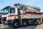 camion Mercedes 4141 B 8x4 CIFA 35m