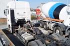 camion MAN 26.440 6x2 ohne Motor / Beschädigt