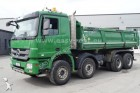 camion Mercedes 4146 K Retarder TelligentSchaltung Bordmatik DSK