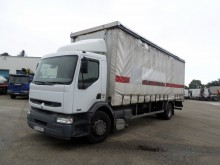camion Teloni scorrevoli (centinato alla francese) altro centinato alla francese usato