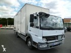 camion furgone plywood / polyfond Mercedes usato