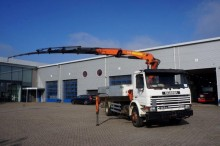 Scania 93-220 Manual Palfinger PK14500 crane truck