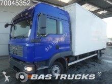 camion MAN TGL 12.210 4X2 Manual Ladebordwand Heizung Euro