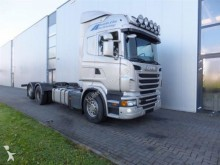 camion Scania R560 6X2 CHASSIS HIGHLINE EURO 5