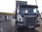 camión volquete escollera Scania usado