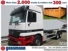 camión Mercedes Actros 3348 6x4, V8 Dumper Standheizung/Sitzhzg.