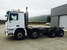 Mercedes 4141 truck