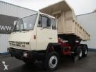 camión volquete Steyr usado