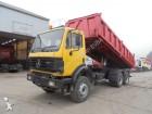 Mercedes SK 2527 (FULL STEEL SUSPENSION) truck