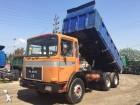 camion tri-benne MAN occasion