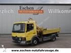 camión Mercedes 817 K, Blatt, Maul + Kugel AHK, MKG HLK 60 Kran