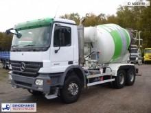 Mercedes Actros 3332 6x4 mixer 7 m3 truck