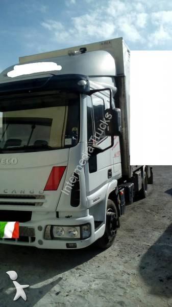 Camion iveco cassone centinato teloni scorrevoli eurocargo - Portata massima camion italia ...