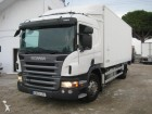 camion fourgon polyfond Scania occasion