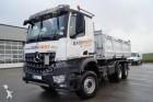camión Mercedes 2645 K 6x4 DREISEITENKIPPER BORDM. 1M Seitenw