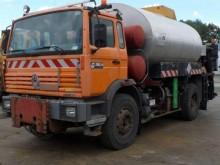 camion citerne pulvérulent Renault occasion