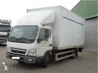 camion Mitsubishi Canter 7C15- FE85-Euro 4-4x2-3-Sitzer