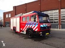 Mercedes 1124 F brandweer