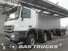 camión Mercedes Actros 6555 K 12X6 Manual Big-Axle V8 3x Lenkach
